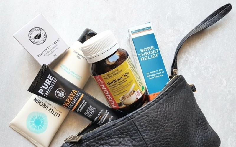 5 Travel Essentials for a Healthy Holiday