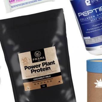 Natural Protein Powder, Rice Protein, Pea Protein, Vegan Protein, Natural Whey Protein