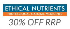 Ethical Nutrients | 30% OFF RRP